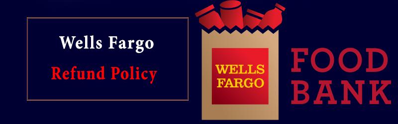 Wells Fargo Refund