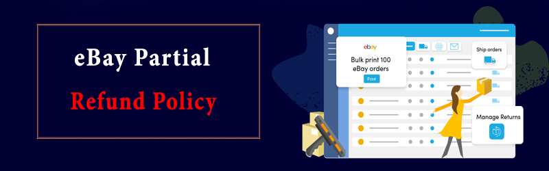eBay Partial Refund Policy